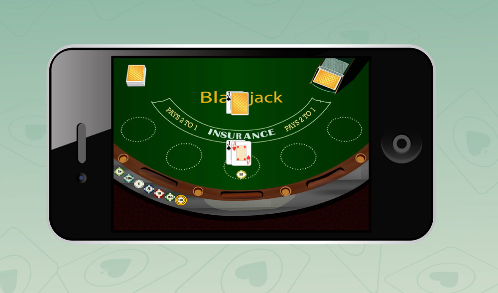 One American and one European Blackjack Table: Which do you Choose?